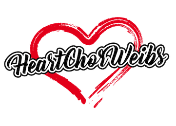 Heart Chor Weibs logo